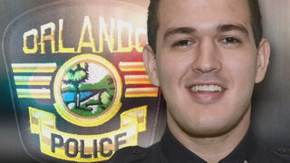 Orlando officer Kevin Valencia moved back to Central Florida