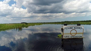 Ongoing flooding at Lake Jesup, St. Johns River creates issues for businesses