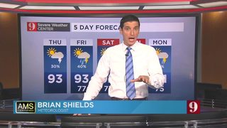 5-Day Forecast - 07/12/18