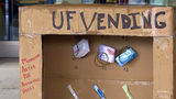 The National Women's Liberation group at the University of Florida is pushing to have 24-hour vending machines installed that contain the morning-after pill (Plan B), along with other feminine products.
