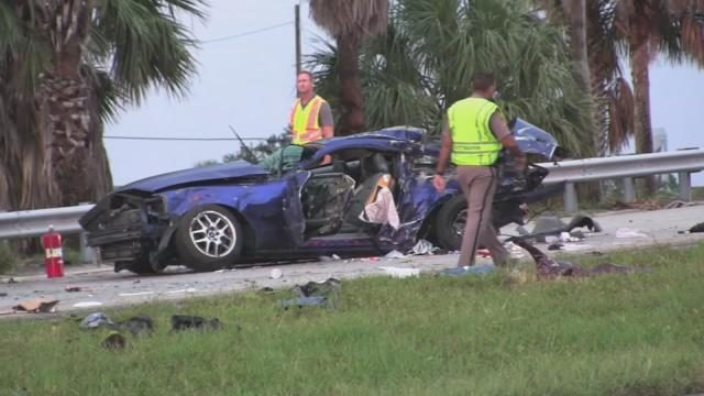 FHP: Man killed in fatal crash on S R  528 identified   WFTV