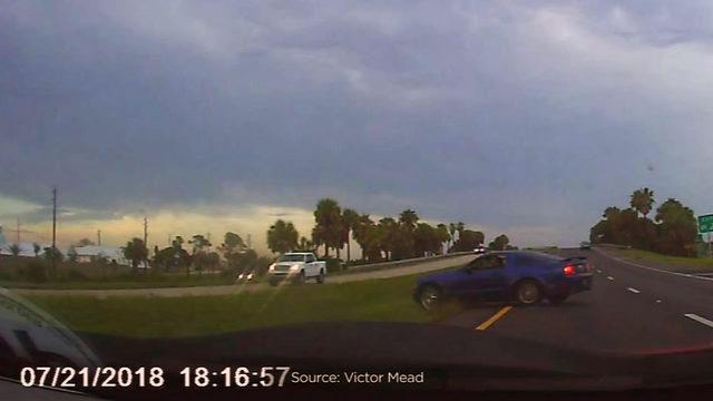 BREVARD 528: Man killed in Beachline crash   WFTV