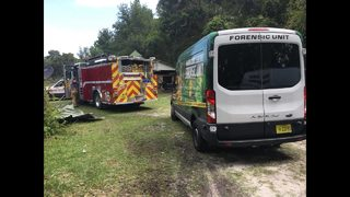 Mobile home fire kills 2 in rural Ocala, firefighters say
