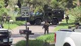 VIDEO: Deputies fatally shoot man who shot at them during standoff at home near Ocoee