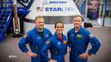VIDEO: Astronauts selected to crew first flight tests bring