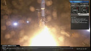 SpaceX successfully launched a Falcon 9 rocket early Tuesday from the Cape Canaveral Air Force station.