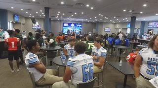 High School Football Media Day