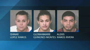 Ishnar Lopez-Ramos, 35, allegedly hired Glorianmarie Quinones-Montes, 22, and Alexis Ramos-Rivera, 22, to kill another woman.