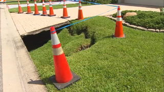 Pipe failure causes depressions, not sinkholes in The Villages