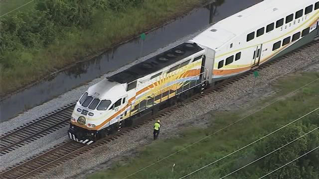 TEEN HIT BY SUNRAIL TRAIN IN ORLANDO: Orange County | WFTV