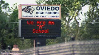 Oviedo police interview members of school football team, but they won