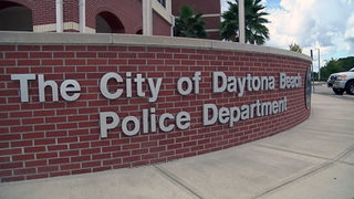 Daytona Beach police officer fired after being arrested on child abuse charges