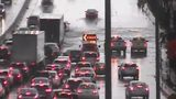 Video: Strong storms brought more problems to part of the I-4 construction zone