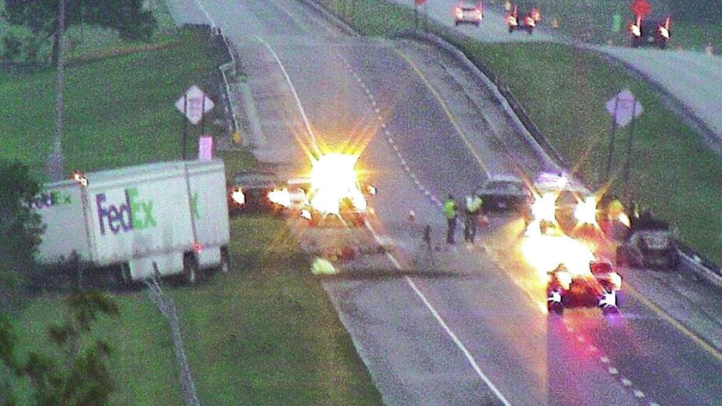 FHP: 3 killed in Turnpike crash involving FedEx tractor
