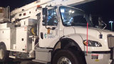 Power crews from Duke Energy are heading to the Carolinas Wednesday to help with recovery efforts as Hurricane Florence moves closer to the coastline.