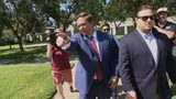 Florida GOP gubernatorial candidate Ron DeSantis at an Orlando appearance on Wednesday, Sept. 19.