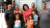 Channel 9 anchor Nancy Alvarez was on the island with her family, talking to residents devastated by the storm. Almost one year later, members of one family told Nancy that they are finally got a new roof