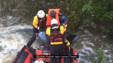 Florence: South Florida rescue team receives hero