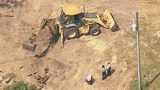 Video: Skeletal remains found along rural Apopka road