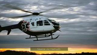 Action 9 investigates sky-high air ambulance bills