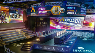 Video: Full Sail to open $6M esports arena next year