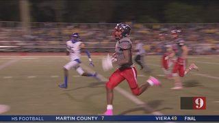 Stellar highlights shine during week 8 of high school football