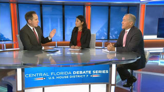 Central Florida Spotlight: Stephanie Murphy, Mike Miller debate