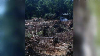 Residents say vacant land has become illegal dump site