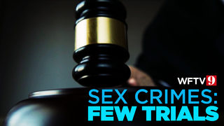 Fewer Florida sex crimes are going to trial: 9 Investigates