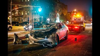 What steps to take after a car accident