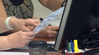 Volusia County elections officials continue machine recount of 6 races