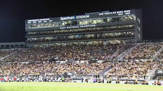 Video: UCF safety for ESPN