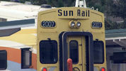 SunRail train - generic
