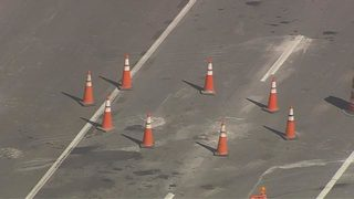 Two lanes open after sinkhole concerns on U.S. 17/92 near Sanford