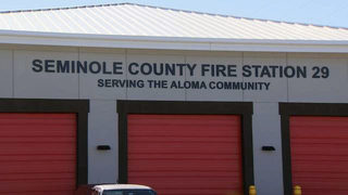 Long-awaited fire station set to open in Seminole County