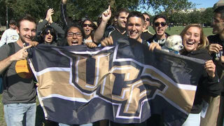 Knight Nation shows up strong for UCF