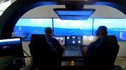 Channel 9 anchor Jamie Holmes got a behind-the-scenes look at Lockheed's simulation industry.