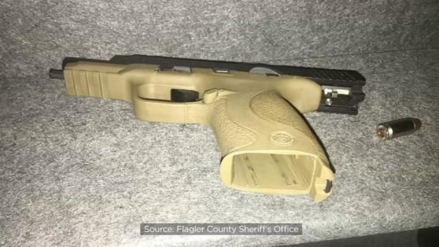 FLAGLER GUN IN SCHOOL: 14-year-old boy found with loaded gun