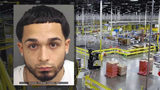 VIDEO: Amazon worker accused of stealing eyebrow makeup, gift cards and electronics accessories