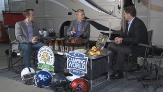 Florida Citrus Sports CEO Steve Hogan talks to Channel 9 about upcoming Bowl Games
