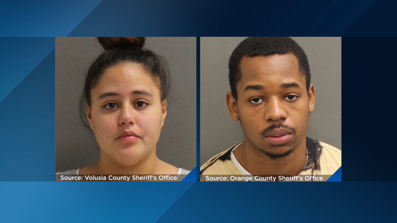 DELTONA HOME BURGLARIES: SUSPECTED COUPLE ARRESTED | WFTV