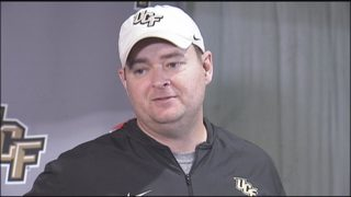 Josh Heupel talks about QB McKenzie Milton
