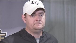UCF Head Coach Josh Heupel talks about LSU