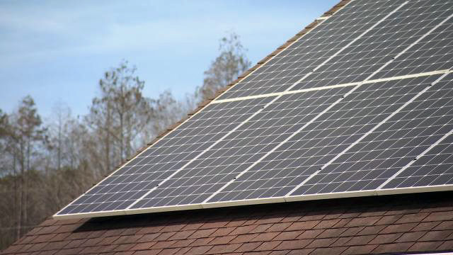 Action 9: Lake County man says solar panels haven't lowered