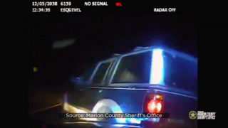 WATCH: Man accused of leading deputies on chase while driving drunk
