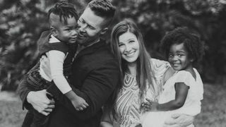Meet a couple that went from foster parents to forever parents