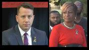 Joshua Granada and Orlando City Commissioner Regina Hill