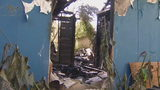 Video: Daytona Beach man intentionally set his own house on fire, firefighters say