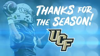 Timeline: UCF falls to LSU in New Year