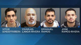 VIDEO: Deputies: 4 men arrested for illegal street racing in Orange County